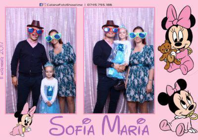 Cabina Foto Showtime - Botez Sofia Maria - Hotel Maria (5)