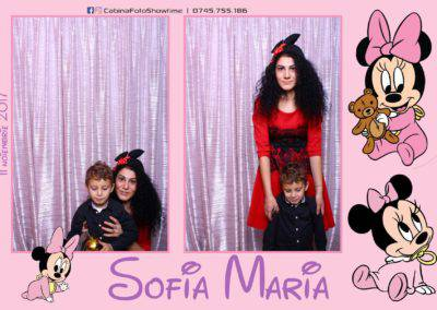 Cabina Foto Showtime - Botez Sofia Maria - Hotel Maria (50)