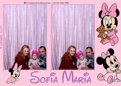 Cabina Foto Showtime - Botez Sofia Maria - Hotel Maria (51)