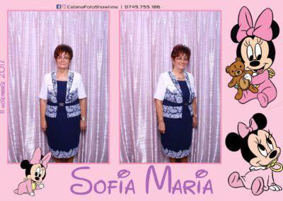 Cabina Foto Showtime - Botez Sofia Maria - Hotel Maria (52)