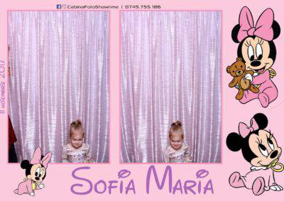 Cabina Foto Showtime - Botez Sofia Maria - Hotel Maria (53)