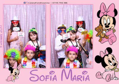 Cabina Foto Showtime - Botez Sofia Maria - Hotel Maria (54)