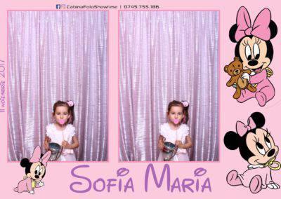 Cabina Foto Showtime - Botez Sofia Maria - Hotel Maria (55)