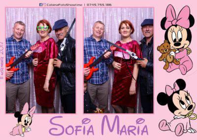 Cabina Foto Showtime - Botez Sofia Maria - Hotel Maria (56)