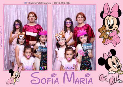 Cabina Foto Showtime - Botez Sofia Maria - Hotel Maria (57)