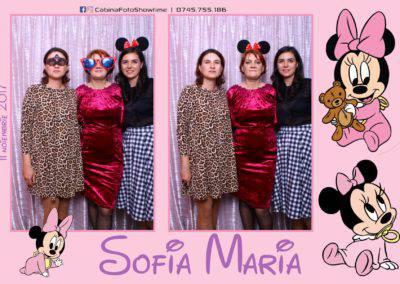 Cabina Foto Showtime - Botez Sofia Maria - Hotel Maria (58)