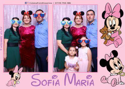 Cabina Foto Showtime - Botez Sofia Maria - Hotel Maria (59)