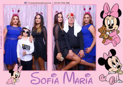 Cabina Foto Showtime - Botez Sofia Maria - Hotel Maria (60)