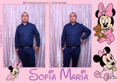 Cabina Foto Showtime - Botez Sofia Maria - Hotel Maria (61)
