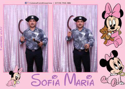 Cabina Foto Showtime - Botez Sofia Maria - Hotel Maria (62)