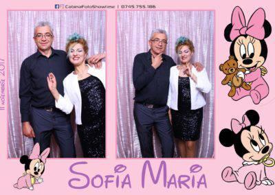 Cabina Foto Showtime - Botez Sofia Maria - Hotel Maria (63)