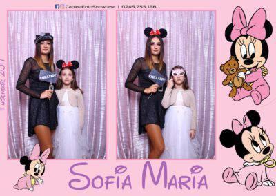 Cabina Foto Showtime - Botez Sofia Maria - Hotel Maria (65)
