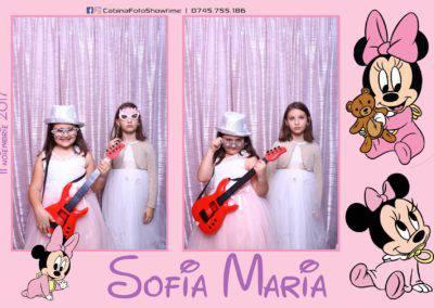 Cabina Foto Showtime - Botez Sofia Maria - Hotel Maria (66)