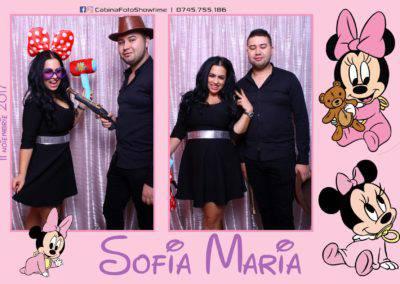 Cabina Foto Showtime - Botez Sofia Maria - Hotel Maria (67)