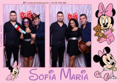 Cabina Foto Showtime - Botez Sofia Maria - Hotel Maria (68)