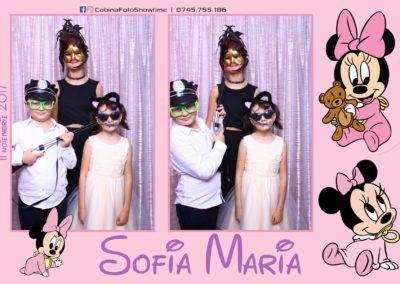 Cabina Foto Showtime - Botez Sofia Maria - Hotel Maria (7)