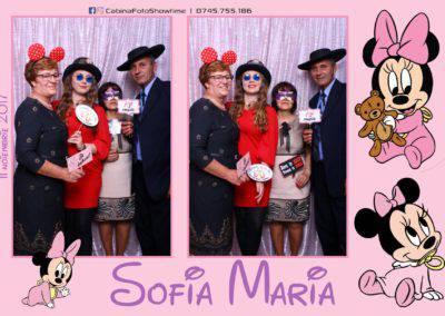 Cabina Foto Showtime - Botez Sofia Maria - Hotel Maria (70)