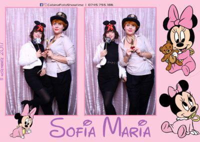 Cabina Foto Showtime - Botez Sofia Maria - Hotel Maria (72)