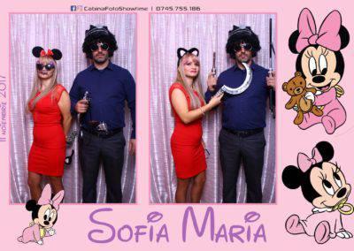 Cabina Foto Showtime - Botez Sofia Maria - Hotel Maria (73)