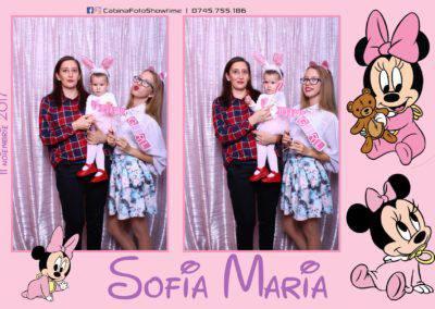 Cabina Foto Showtime - Botez Sofia Maria - Hotel Maria (74)