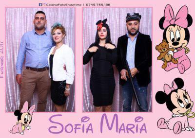 Cabina Foto Showtime - Botez Sofia Maria - Hotel Maria (75)