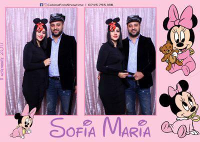 Cabina Foto Showtime - Botez Sofia Maria - Hotel Maria (76)