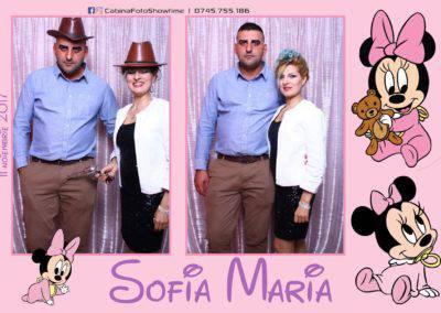 Cabina Foto Showtime - Botez Sofia Maria - Hotel Maria (77)