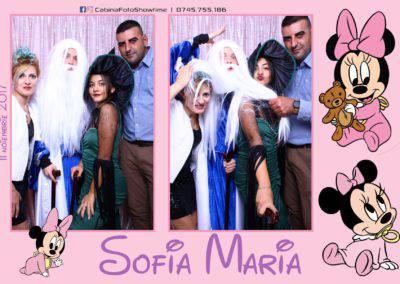 Cabina Foto Showtime - Botez Sofia Maria - Hotel Maria (78)