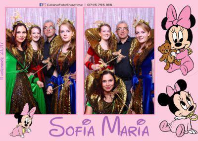 Cabina Foto Showtime - Botez Sofia Maria - Hotel Maria (79)