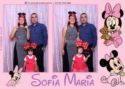 Cabina Foto Showtime - Botez Sofia Maria - Hotel Maria (8)