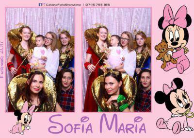 Cabina Foto Showtime - Botez Sofia Maria - Hotel Maria (80)