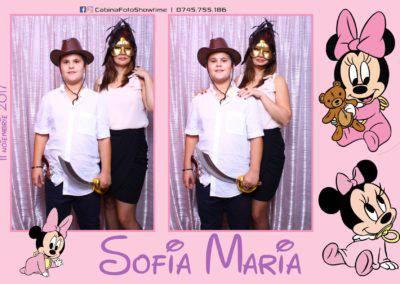 Cabina Foto Showtime - Botez Sofia Maria - Hotel Maria (81)