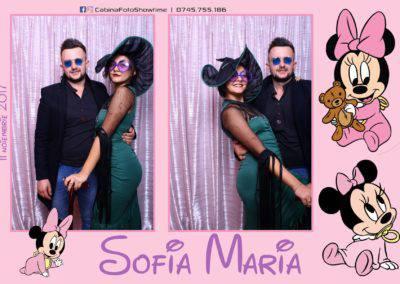 Cabina Foto Showtime - Botez Sofia Maria - Hotel Maria (82)