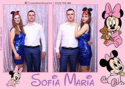 Cabina Foto Showtime - Botez Sofia Maria - Hotel Maria (83)
