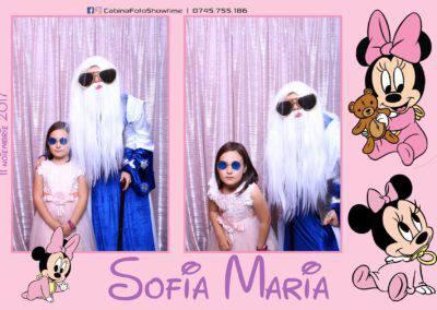 Cabina Foto Showtime - Botez Sofia Maria - Hotel Maria (84)