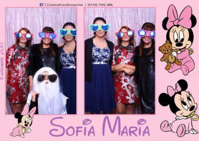 Cabina Foto Showtime - Botez Sofia Maria - Hotel Maria (85)