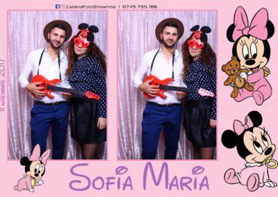 Cabina Foto Showtime - Botez Sofia Maria - Hotel Maria (86)