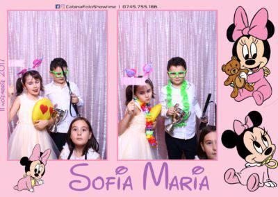 Cabina Foto Showtime - Botez Sofia Maria - Hotel Maria (87)