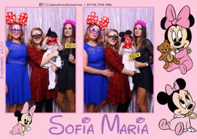 Cabina Foto Showtime - Botez Sofia Maria - Hotel Maria (88)