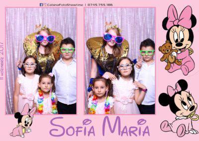 Cabina Foto Showtime - Botez Sofia Maria - Hotel Maria (89)