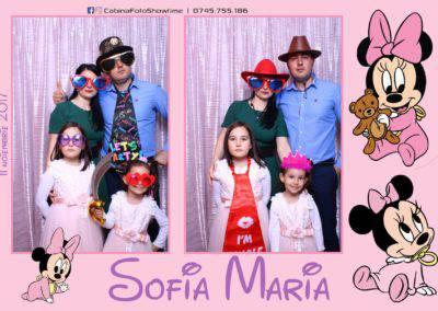 Cabina Foto Showtime - Botez Sofia Maria - Hotel Maria (9)