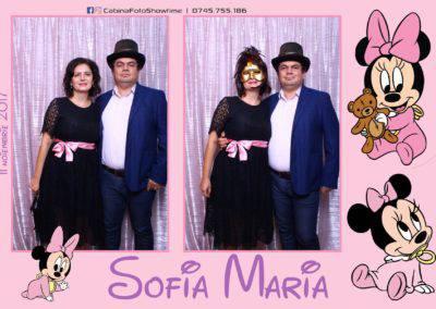 Cabina Foto Showtime - Botez Sofia Maria - Hotel Maria (90)