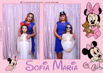 Cabina Foto Showtime - Botez Sofia Maria - Hotel Maria (91)