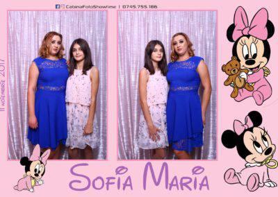 Cabina Foto Showtime - Botez Sofia Maria - Hotel Maria (92)