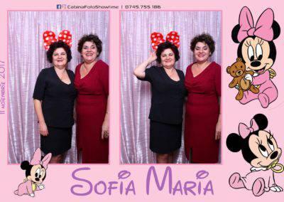 Cabina Foto Showtime - Botez Sofia Maria - Hotel Maria (93)