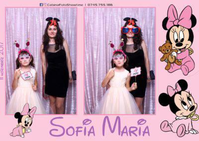 Cabina Foto Showtime - Botez Sofia Maria - Hotel Maria (94)