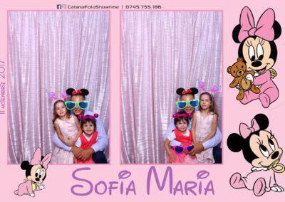 Cabina Foto Showtime - Botez Sofia Maria - Hotel Maria (95)