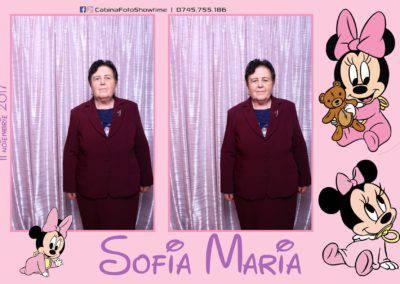 Cabina Foto Showtime - Botez Sofia Maria - Hotel Maria (96)