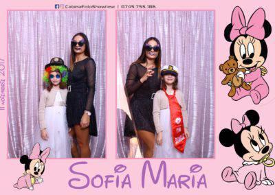 Cabina Foto Showtime - Botez Sofia Maria - Hotel Maria (97)