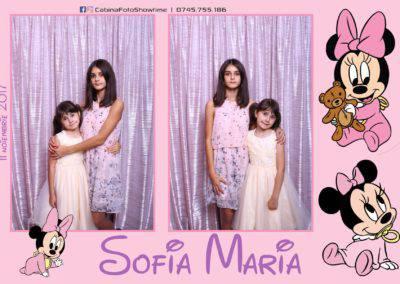 Cabina Foto Showtime - Botez Sofia Maria - Hotel Maria (98)